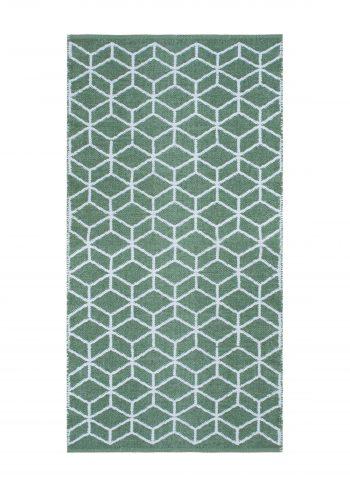 Grid Plastmatta Grön